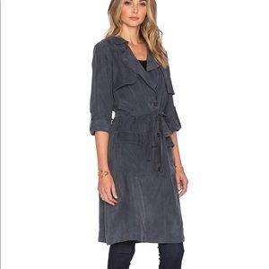 Lovers + Friends Jackets & Coats - Lovers + Friends midnight run duster coat
